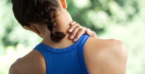 Bilde nakke og ryggsmerter